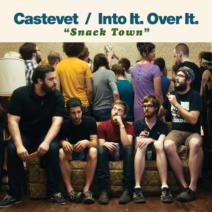 Into It. Over It. / Castevet - Snack Town