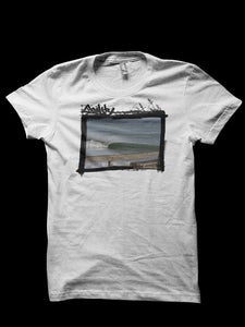 Image of Off Shore Window tee *white