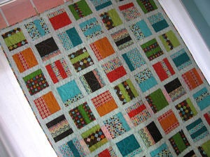 Image of MIXTAPE QUILTS II Modern Patchwork pdf Pattern