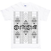 Image of Emer Unilever t-shirt black print on white