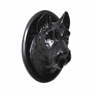 Image of Walter Wall Plaque [Black]
