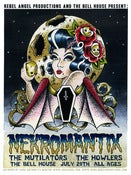 Image of Nekromantix Poster