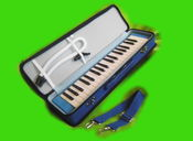 Image of Melodica 37 Note with case