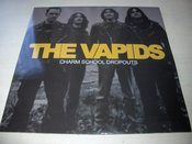 "Image of The Vapids - ""Charm School Dropouts"" LP"