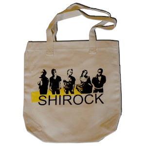 Image of SHIROCK Band Image - Canvas Tote Bag