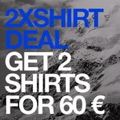 Image of 2xShirts for €60