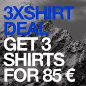 Image of 3xShirts for €85