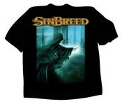 Image of Sinbreed - When Worlds Collide t-shirt