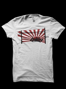 Image of Global Sunrise tee *white