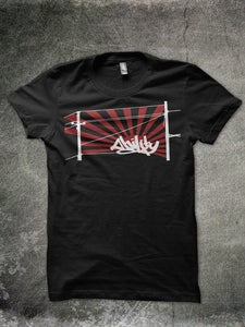 Image of Global Sunrise tee *black