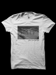 Image of Guts and Glory tee *white