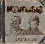 Image of Novelists: Bookends (produced by Fatgums and Gammaray) (CD)