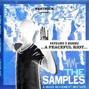 Image of A Peaceful Riot - THE SAMPLES (CD-R)