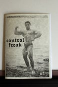 Image of CONTROL FREAK ZINE Issue 1