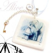 Image of Alice in Wonderland Pendant - The Secret Door