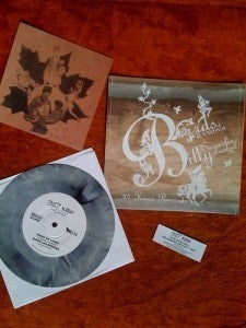 "Image of Birds and Arrows/Billy Sugarfix's Carousel 7""-mixed color vinyl"
