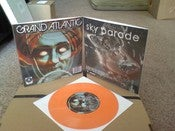 Image of Grand Atlantic/ Sky Parade Split Single (Vinyl) 7""