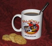 Image of KillaCycle or KillaJoule Coffee Mug - Perfect gift!
