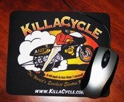 Image of KillaCycle Mouse Mat