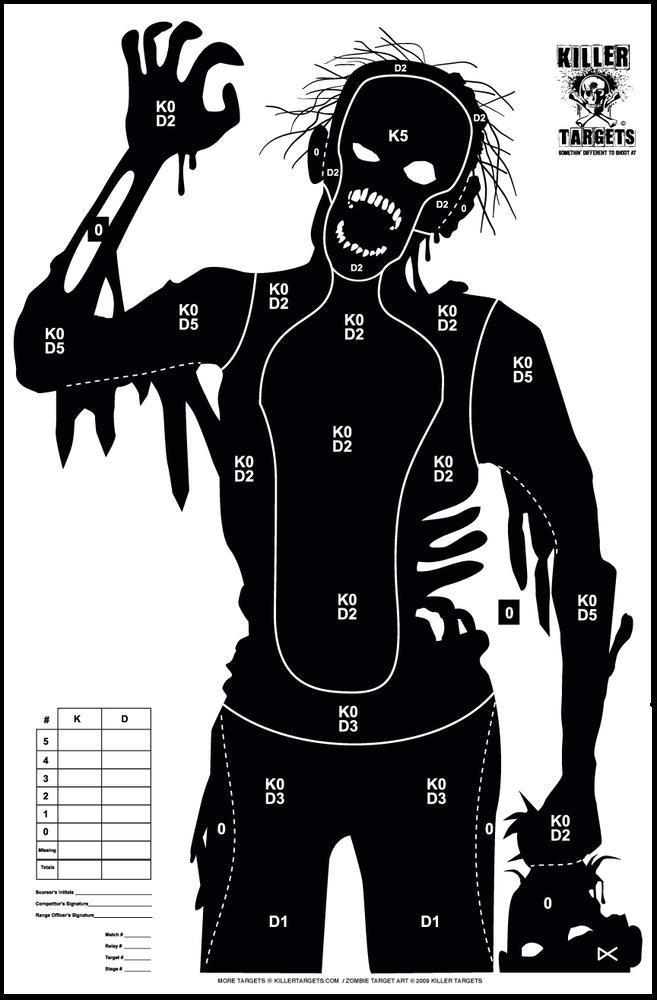 Diana zombie 1