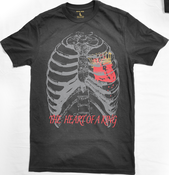 Image of HEART OF A KING TEE