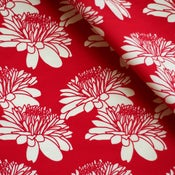 Image of Mum Fabric :: Red