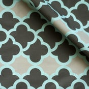 Image of Clover Fabric
