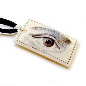 Image of The All-Seeing Eye Pendant