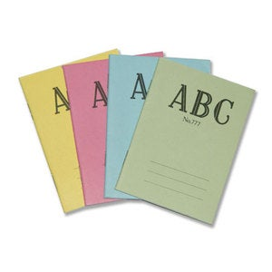 Image of ABC notebooks