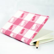 Image of Picnic Fabric Notebook