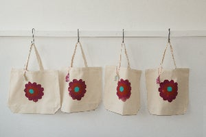 Image of Special Edition: Organic Cotton Shopping Tote by Appeltaart