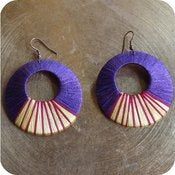 Image of Color Ray Earrings