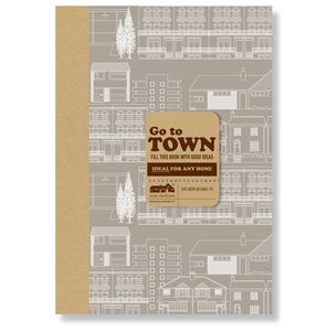 Image of Go To Town Notebook