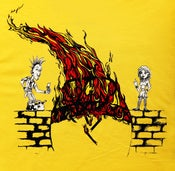 Image of Burning Bridges - Yellow (Women's)