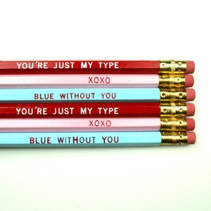 Image of Enamored pencil Set