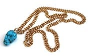 Image of TURCS & CAICOS RETREAT Necklace/Halskette gold