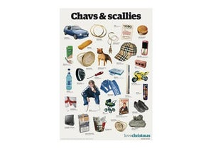 Chavs & Scallies - £9.99