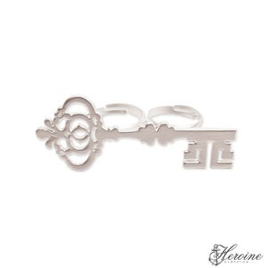 Image of Double Key Ring