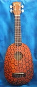 Image of Kala Pineapple Soprano KA-PSS w/ukebag