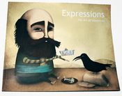 Image of Expressions Book Premium