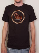 Image of Brown Logo Shirt