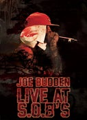 Image of Joe Budden Live At S.O.B's AUTOGRAPHED DVD  