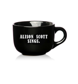 "Image of Alison Scott ""Alison Scott Sings"" Coffee Mug"