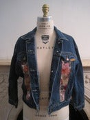 Image of 90's Jordache Floral Denim Jacket
