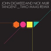 "Image of John Digweed & Nick Muir Tangent 12"" - Last 5 copies"