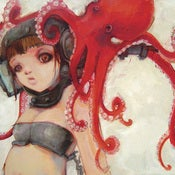 Image of Camilla d'Errico - Octo Girl