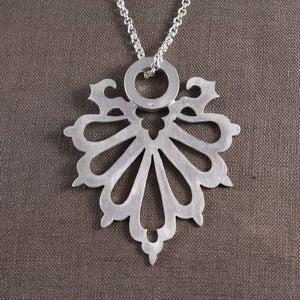 Image of paisley pendant