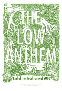 Image of The Low Anthem at EotR 2010