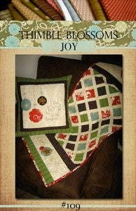 Image of Joy- Pattern 109