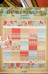 Image of Sweet Cheeks- Pattern 114